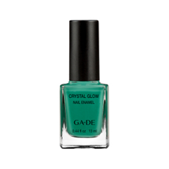 Лак для ногтей Ga-De Crystal Glow Nail Enamel Summer 2017 Collection 536 (Цвет 536 Samba Green variant_hex_name 007D5F) набор торцевых головок 1 4 superlock 10шт berger bg bg2032