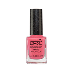 Crystallic Matte Nail Color Collection 52 (Цвет 52 Coral Sugar variant_hex_name F07080)