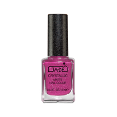 Crystallic Matte Nail Color Collection 53 (Цвет 53 Rose Sugar variant_hex_name BE3A86)