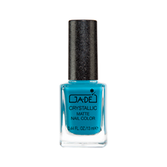 Crystallic Matte Nail Color Collection 58 (Цвет 58 Teal Sugar variant_hex_name 0083A4)