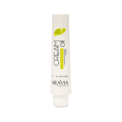 Крем для рук Aravia Professional Крем для рук с маслом макадамии и карите Cream Oil (Объем 100 мл)