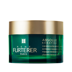 Маска Rene Furterer Absolue Keratine Ultimate Renewal Mask (Объем 200 мл)