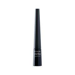 Подводка Revlon ColorStay™ Liquid Liner Blackest Black (Цвет Blackest Black variant_hex_name 000000) подводка фломастер для глаз revlon colorstay liquid eye pen blackest black 003
