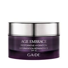 Крем Ga-De Age Embrace Restorative Hydration Cream Spf 15 (Объем 50 мл) restorative justice for juveniles