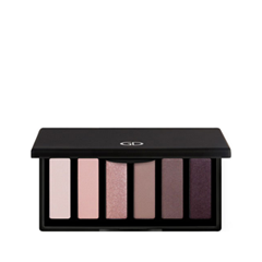 Для глаз Ga-De Basics Eyeshadow Palette 03 (Цвет 03 Velwet Plum variant_hex_name 462F37) happiness basics толстовка
