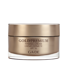 Крем Ga-De Gold Premium Firming Day Cream (Объем 50 мл) chantecaille nano gold firming treatment объем 50 мл
