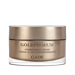 Крем Ga-De Gold Premium Firming Night Cream (Объем 50 мл) chantecaille nano gold firming treatment объем 50 мл