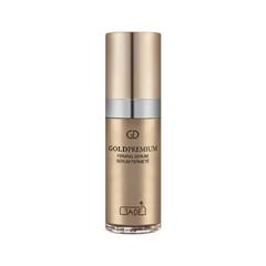 Сыворотка Ga-De Gold Premium Firming Serum (Объем 30 мл) сыворотки secret key gold premium сыворотка для лица 24k gold premium first serum