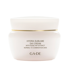 Крем Ga-De Hydra Sublime Day Cream For Normal & Combination Skin (Объем 50 мл) reneve ультра увлажняющий крем мгновенный комфорт reneve hydra instant comfort ultra moisturizing cream r38vv 50 мл