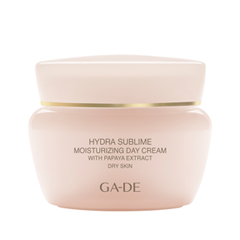 Крем Ga-De Hydra Sublime Moisturizing Day Cream for Dry Skin SPF 9 (Объем 50 мл) reneve ультра увлажняющий крем мгновенный комфорт reneve hydra instant comfort ultra moisturizing cream r38vv 50 мл
