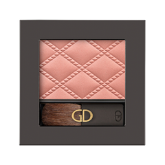 Румяна Ga-De Idyllic Soft Satin Blush 7 (Цвет 7 Tender Plum variant_hex_name DC9488) румяна limoni satin compact blush 07 цвет 7 variant hex name e1949a