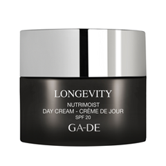 Крем Ga-De Longevity Nutrimoist Day Cream SPF 20 (Объем 50 мл) крем ga de gold premium firming day cream объем 50 мл