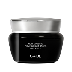 Крем Ga-De Nuit Sublime Firming Night Cream for Face & Nec (Объем 50 мл) крем librederm vitamin e cream antioxidant for face 50 мл