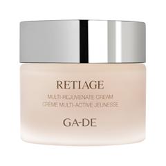 Крем Ga-De Retiage Multi-Rejuvenate Cream (Объем 50 мл) the yeon canola honey wrapping multi cream крем для лица антивозрастной 100 мл