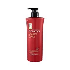 Шампунь KeraSys Salon Care Voluming Ampoule Shampoo (Объем 470 мл) кондиционер для волос kerasys salon care объем 470 мл