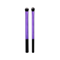 Набор кистей для макияжа Real Techniques Eye Shade + Blend набор теней для макияжа харьков