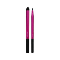 Набор кистей для макияжа Real Techniques Lip Color + Blur