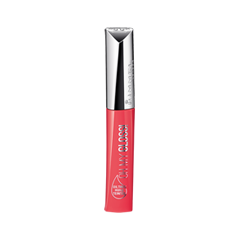 Тинт для губ Rimmel Oh My Gloss! Oil Tint 400 (Цвет 400 Contemporary Coral variant_hex_name E94A58) collistar блеск для губ gloss design ti amo 500 collection 36 dont stop me coral