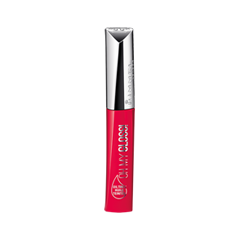 Тинт для губ Rimmel Oh My Gloss! Oil Tint 500 (Цвет 500 Pop Poppy variant_hex_name E2013F) rimmel oh my gloss 800 цвет 800 crystal clear