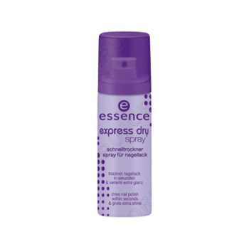 Топы essence Сушка для ногтей  Express Dry Spray