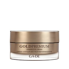 Крем для глаз Ga-De Gold Premium Firming Eye Cream (Объем 15 мл) chantecaille nano gold firming treatment объем 50 мл