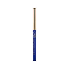 Карандаш для глаз Ga-De High Precision Eyeliner 07 (Цвет 07 Blue variant_hex_name 182B89) ga de подводка фломастер для глаз high precision design
