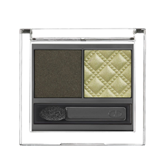 Тени для век Ga-De Idyllic Soft Satin Eyeshadow Duo 17 (Цвет 17 variant_hex_name A8A273)