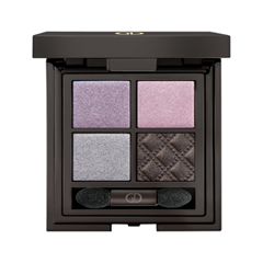 Для глаз Ga-De Idyllic Soft Satin Eyeshadow Palette 26 (Цвет 26 Violet Whisper variant_hex_name B18E9F) тени для век ga de idyllic soft satin eyeshadow duo 13 цвет 13 variant hex name cccbc7