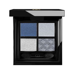 Для глаз Ga-De Idyllic Soft Satin Eyeshadow Palette 27 (Цвет 27 Celestial Blue   variant_hex_name 4F688D) тени ga de тени для век двухцветные idyllic soft satin no 42 silver