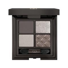 Для глаз Ga-De Idyllic Soft Satin Eyeshadow Palette 37 (Цвет  Silver Smoke variant_hex_name CFC7C4)