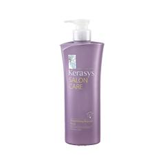 Кондиционер KeraSys Salon Care Straightening Ampoule Rinse (Объем 470 мл) кондиционер для волос kerasys salon care объем 470 мл