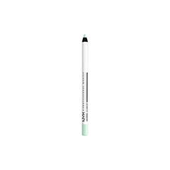 Карандаш для глаз NYX Professional Makeup Faux Whites Eye Brightener FWL02 (Цвет FWL02 Mint Cream variant_hex_name DBF0DD) пудры nyx professional makeup пудра hd high definition finishing powder mint green