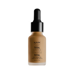 Тональная основа NYX Professional Makeup Total Control Drop Foundation 17 (Цвет TCDF17 Cappuccino variant_hex_name AC794A)
