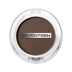 Тени для век Seventeen Silky Shadow Satin 231 (Цвет Satin 231 variant_hex_name 5F4841)