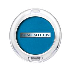 Тени для век Seventeen Silky Shadow Satin 233 (Цвет Satin 233 variant_hex_name 0079AB)