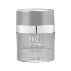 Крем Bakel Regenerating and Oxygenating 24h Cream (Объем 50 мл Вес 150.00)