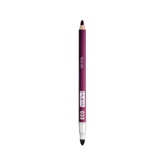 Карандаш для губ Pupa True Lips 35 (Цвет 35 Глубокий фиолетовый variant_hex_name 4C1132 Вес 10.00) карандаш для губ pupa true lips цвет 27 fuchsia variant hex name d3377c вес 10 00
