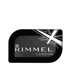 Тени для век Rimmel MagnifEyes Mono Eyeshadow 014 (Цвет 014 Black Fender variant_hex_name 000000)