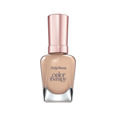 Лак для ногтей Sally Hansen Color Therapy™ 180 (Цвет 180 Chai On Life variant_hex_name EBC9B1)