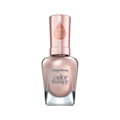 Лак для ногтей Sally Hansen Color Therapy™ 200 (Цвет 200 Powder Room variant_hex_name DCC1BA) лак для ногтей sally hansen color therapy™ 200 цвет 200 powder room variant hex name dcc1ba
