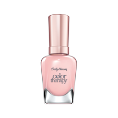 Лак для ногтей Sally Hansen Color Therapy™ 220 (Цвет  Rosy Quartz variant_hex_name FCD7D6)