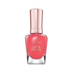 Лак для ногтей Sally Hansen Color Therapy™ 320 (Цвет 320 Aura'nt You Relaxed? variant_hex_name EF5D67) лак тон 320 23 fuchsia power sally hansen для ногтей лаки