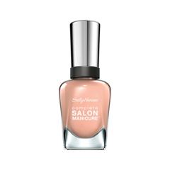 Лак для ногтей Sally Hansen Complete Salon Manicure™ 212 (Цвет 212 Au Nature-al variant_hex_name F9C1AF) 212 au nature