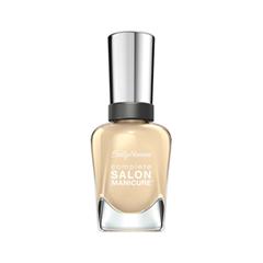 Лак для ногтей Sally Hansen Complete Salon Manicure™ 356 (Цвет 356 Fool's Gold Limited Edition variant_hex_name EFD5B2)