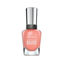 Лак для ногтей Sally Hansen Complete Salon Manicure™ 547 (Цвет 547 Peach of Cake variant_hex_name E99288) sally hansen лак для ногтей complete salon manicure 610 red zin 14 7 мл
