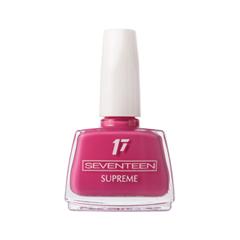 Лак для ногтей Seventeen Supreme Nail Enamel 204 (Цвет 204 variant_hex_name BA356E) лак для ногтей seventeen supreme nail enamel 47 цвет 47 variant hex name b81b12