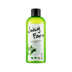 Гель для душа Missha Juicy Farm Shower Gel Nice Green Tea Shot (Объем 300 мл)