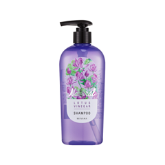 Шампунь Missha Natural Lotus Vinegar Shampoo (Объем 310 мл)