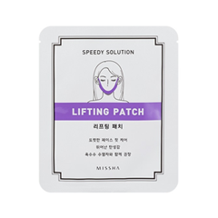Маска Missha Патч для лица Speedy Solution Lifting Patch