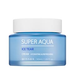 Крем Missha Super Aqua Ice Tear Cream (Объем 50 мл) missha excellent enriched body cream объем 390 мл